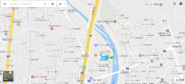 平成橋(西)の土手 | 素敵な写真撮影スポット