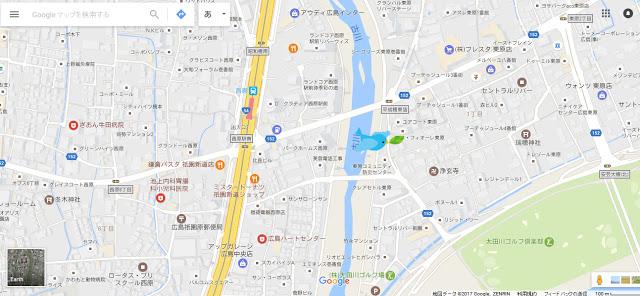 平成橋(東)の土手 | 魅惑のシンプル公園