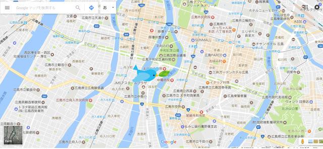 中島神崎橋(東)周辺の土手 鳥と戯れる