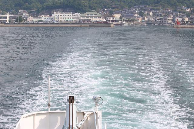 大久野島 フェリー 客船