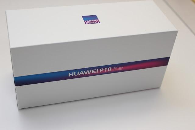 HUAWEI P10 lite SIMフリーを買ってみた 高級感あふれる格安スマホ