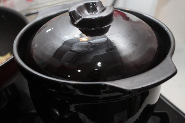 土鍋ご飯は格別です